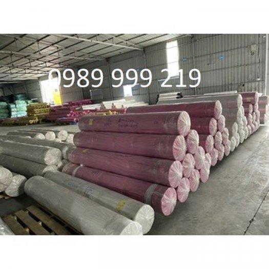 Bạt hdpe 0.75mm cuộn 200m2,250m2 khổ 4x50m;5x50m lót bãi rác,hố biogas 20215