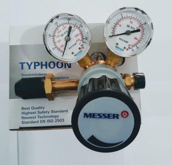 Đồng hồ giảm áp nitơ Messer Harris Yildiz8