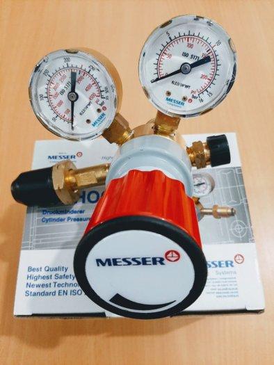 Đồng hồ giảm áp nitơ Messer Harris Yildiz7