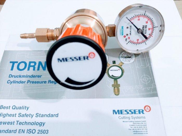 Đồng hồ giảm áp nitơ Messer Harris Yildiz6