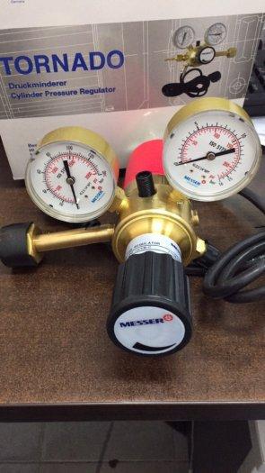 Đồng hồ giảm áp nitơ Messer Harris Yildiz5