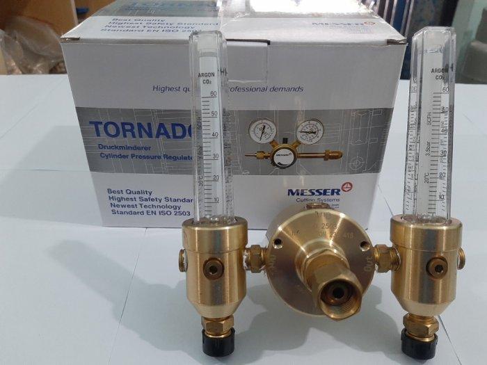 Đồng hồ giảm áp nitơ Messer Harris Yildiz4