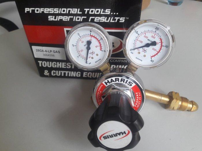 Đồng hồ giảm áp nitơ Messer Harris Yildiz3