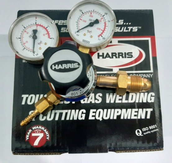 Đồng hồ giảm áp nitơ Messer Harris Yildiz2