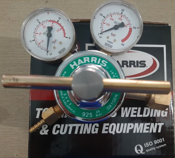 Đồng hồ giảm áp nitơ Messer Harris Yildiz1