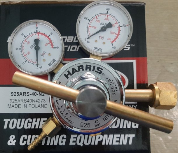 Đồng hồ giảm áp nitơ Messer Harris Yildiz0