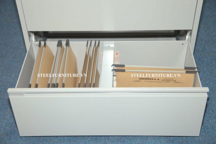 Tủ hồ sơ file treo, tủ bìa treo - Steel Design Vn1