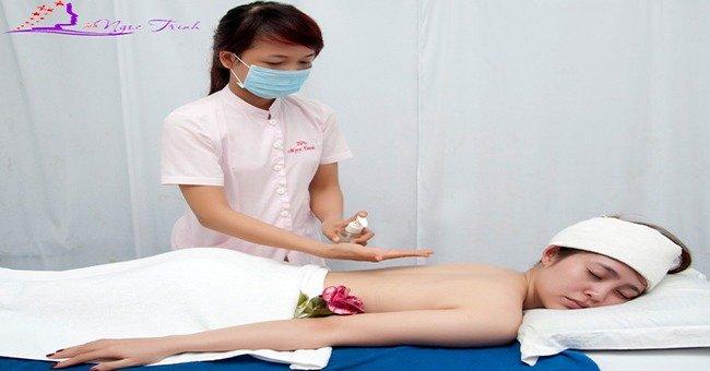 Massage Toàn Thân Cho Nữ0