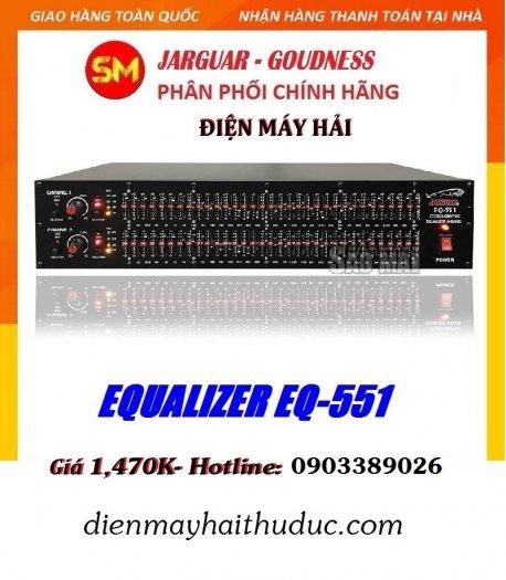 Lọc nhạc Jarguar EQ-551 hàng chính hãng Việt Nam sản xuất5