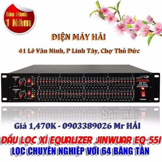 Lọc nhạc Jarguar EQ-551 hàng chính hãng Việt Nam sản xuất4