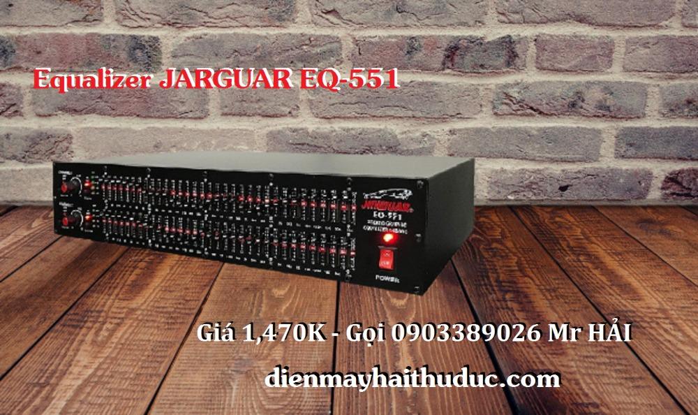 Lọc nhạc Jarguar EQ-551 hàng chính hãng Việt Nam sản xuất2