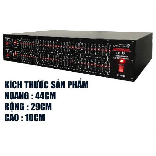 Lọc nhạc Jarguar EQ-551 hàng chính hãng Việt Nam sản xuất1