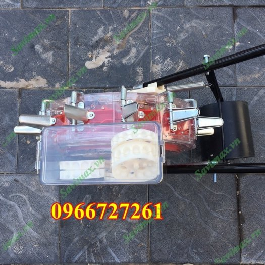 Máy gieo hạt, máy tra hạt, trỉa hạt đa năng 989 Savimax3