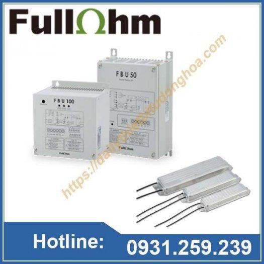 Điện trở xả Fullohm resistor tại Việt Nam0