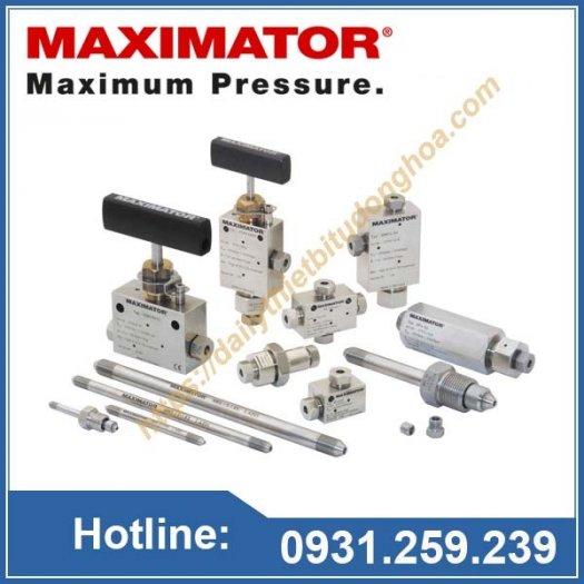Van áp suất Maximator tại Việt Nam0