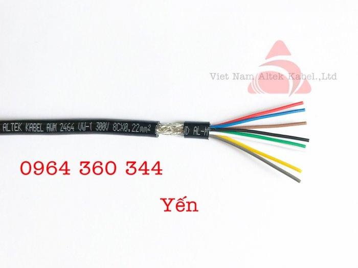 Cáp tín hiệu cân điện tử 4c x 0.22mm22