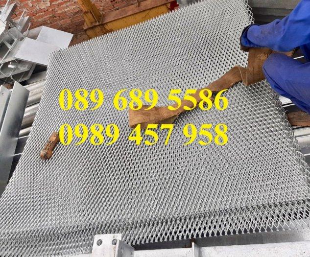 Lưới hình thoi inox 304 , Lưới mắt cáo mạ nhúng nóng, lưới inox hình thoi1