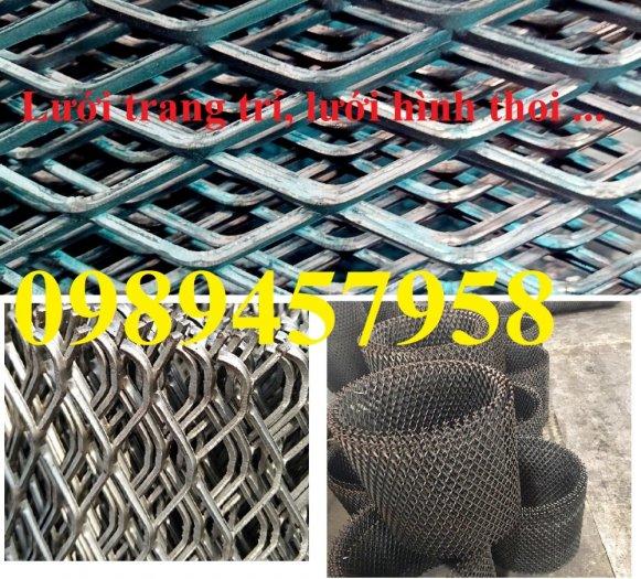 Lưới hình thoi inox 304 , Lưới mắt cáo mạ nhúng nóng, lưới inox hình thoi0