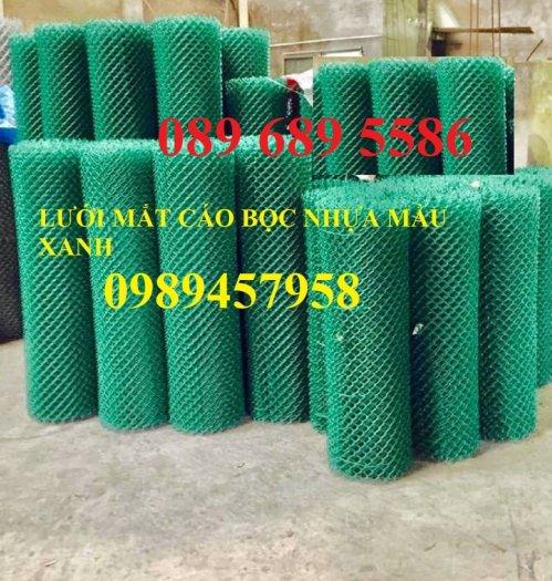 Bán lưới b40 bọc nhựa, B40 mạ kẽm Nam Định, B40 khổ 2,4m, B40 mạ nhúng nóng2