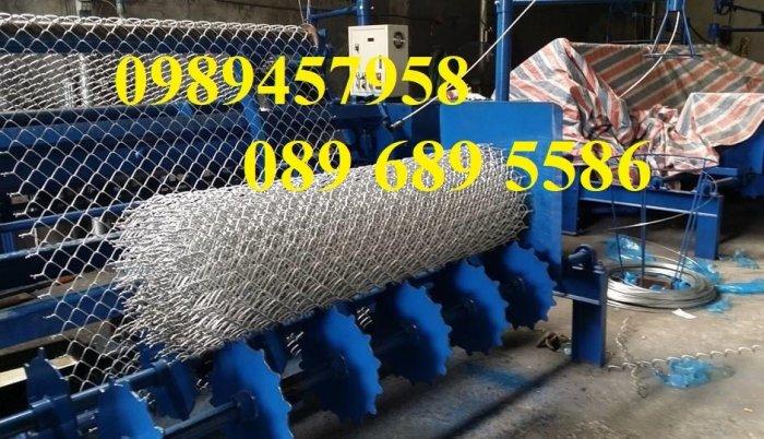 Bán lưới b40 bọc nhựa, B40 mạ kẽm Nam Định, B40 khổ 2,4m, B40 mạ nhúng nóng0