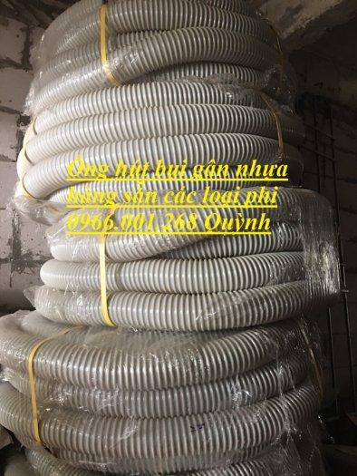 Báo giá ống gân nhựa hút bụi phi 76,phi 90,phi 100,phi 114,phi 120,phi 150,phi 200 mới nhất 202110