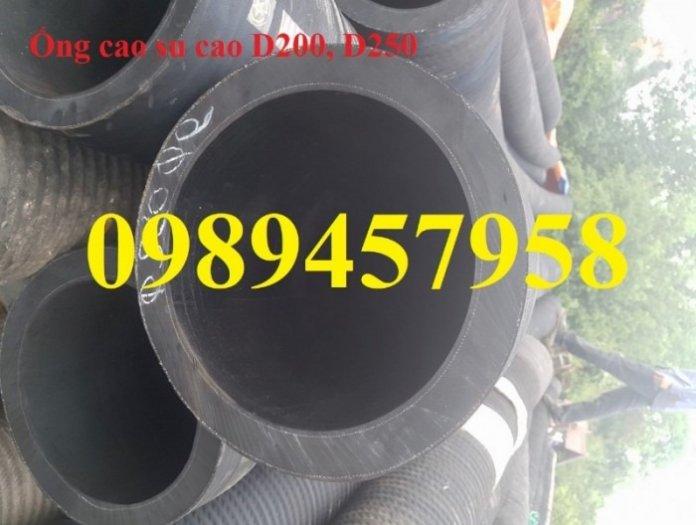 Sản xuất ống cao su hút xả, ống hút bê tông, ống hút nước, ống rồng0