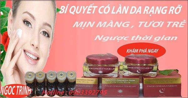 Kem face da Bông hồng đỏ Ngoc Trinh3