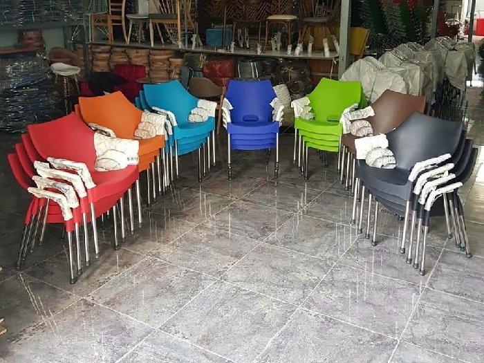Ghế vi sa có đủ màu sắc giá sỉ tại xưởng0