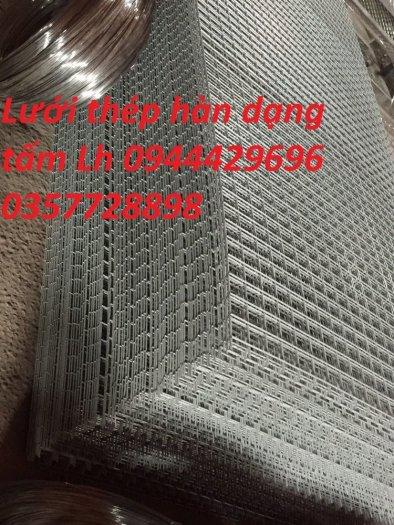 Lưới thép hàn D6 a 150x150 dùng đổ bê tông9