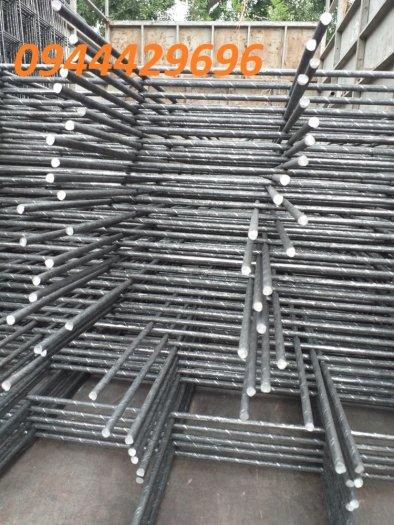 Lưới thép hàn D6 a 150x150 dùng đổ bê tông0
