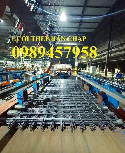 Lưới thép đổ sàn ô 200x200, Phi 5 ô 150x150, Phi 6 ô 200x200 có sẵn4