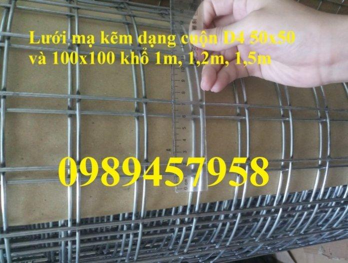 Lưới thép đổ sàn ô 200x200, Phi 5 ô 150x150, Phi 6 ô 200x200 có sẵn1