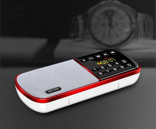 Loa nghe nhạc FM radio Keling F8 cao cấp1