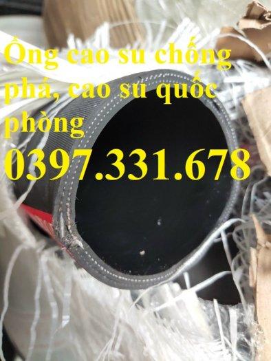 Chuyên cung cấp ống cao su bố vải, ống cao su lõi thép giá tốt4
