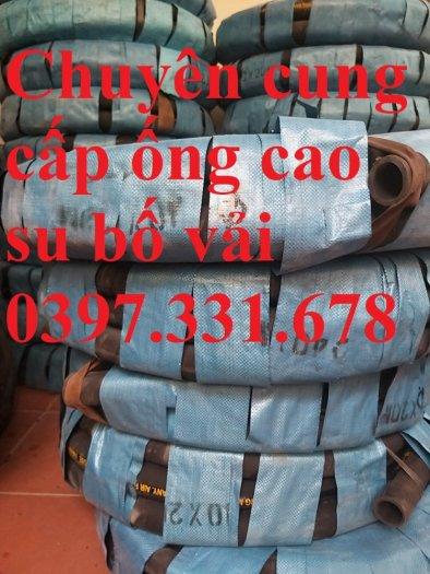 Chuyên cung cấp ống cao su bố vải, ống cao su lõi thép giá tốt3