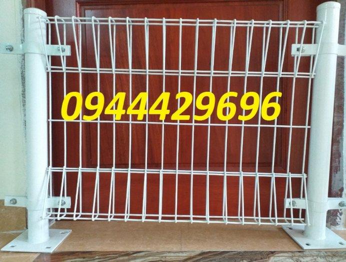 Lưới hàn sơn tĩnh điện phi 5 ô 50x100, 50x200 giá tốt2