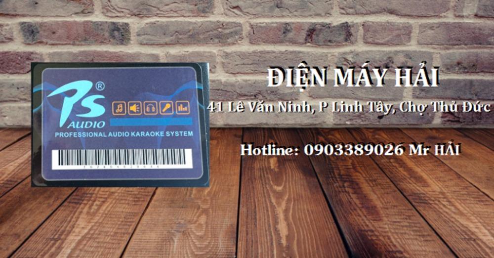 Vang Karaoke PS Audio S-300 giá bán chuẩn tại Điện Máy Hải Thủ Đức1