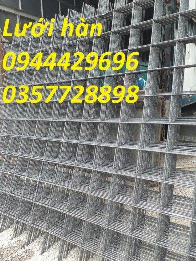 Lưới hàn chập A6 ô 100x100 giao hàng nhanh7