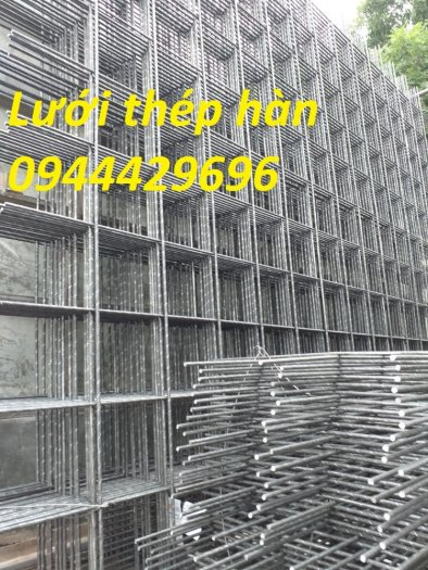 Lưới hàn chập A6 ô 100x100 giao hàng nhanh5