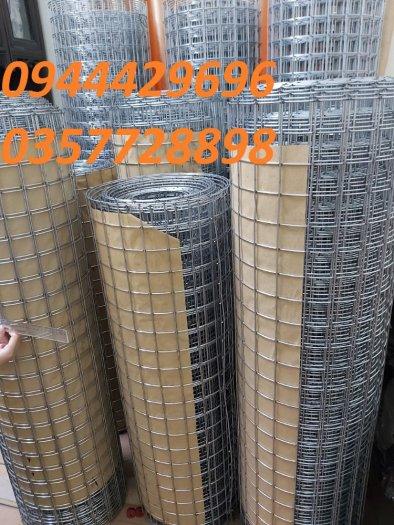 Lưới hàn phi 3 ô 50x50 khổ 1m, 1,2m, 1,5m mạ kẽm  hàng sẵn kho19