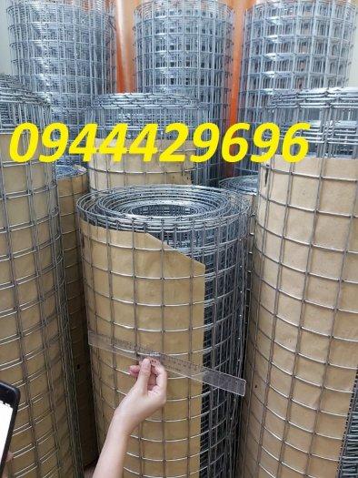Lưới hàn phi 3 ô 50x50 khổ 1m, 1,2m, 1,5m mạ kẽm  hàng sẵn kho14