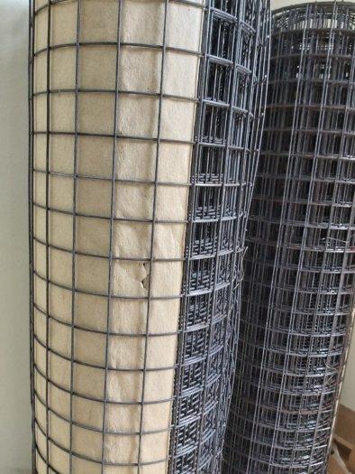 Lưới hàn phi 3 ô 50x50 khổ 1m, 1,2m, 1,5m mạ kẽm  hàng sẵn kho13