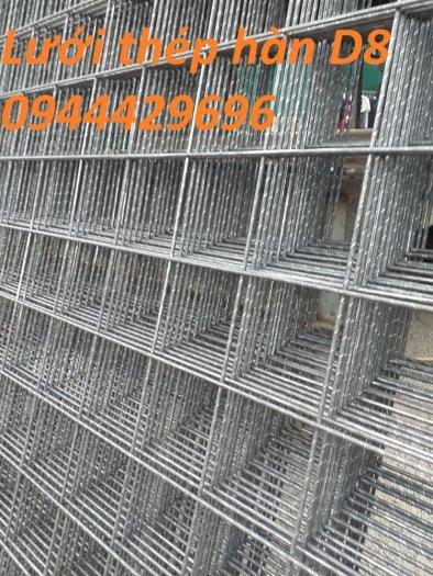 Lưới thép hàn phi 8  ô 200x200 giao hàng nhanh10