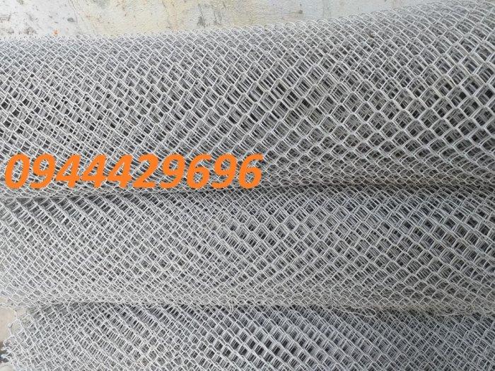 Lưới b40 bọc nhựa  PVC làm sân tennis hàng sẵn kho giá tốt5