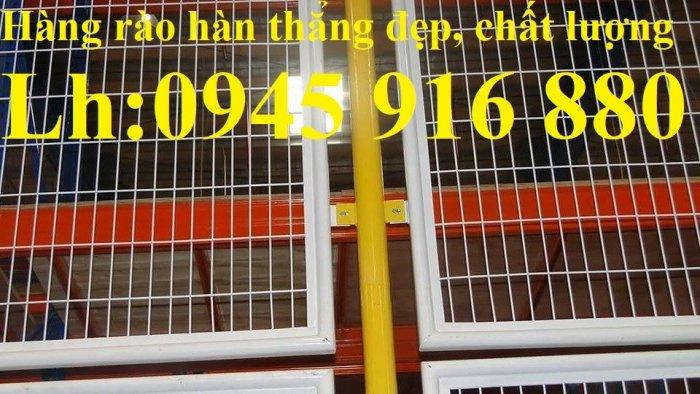 Mua khung vách lưới ngăn kho xưởng giá rẻ31