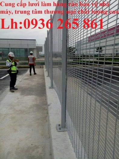 Mua khung vách lưới ngăn kho xưởng giá rẻ25
