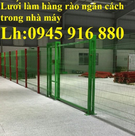 Mua khung vách lưới ngăn kho xưởng giá rẻ8
