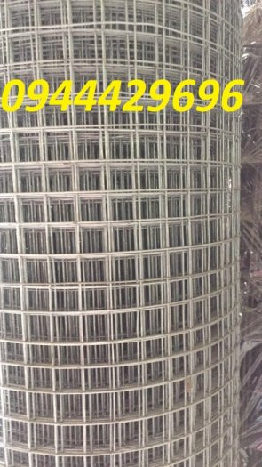 Lưới hàn mạ kẽm dây 2ly ô 25x25 , ô 50x50 hàng sẵn kho7