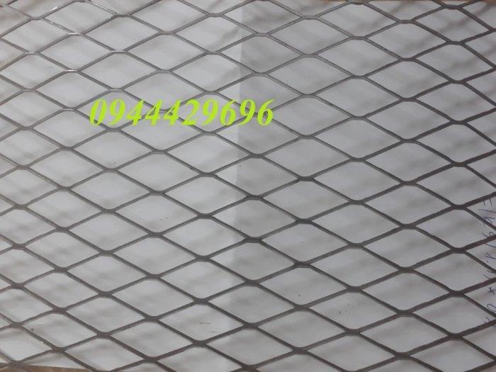 Lưới mắt cáo, lưới hình thoi 10x20, 20x40, 30x60, 45x90, 22x60, 36x101 sẵn kho12