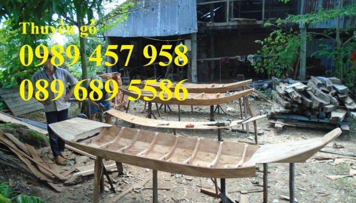 Bán Xuồng gỗ trưng bày nhà hàng 2m, 3m, 4m, 5m có sẵn giao hàng tận nơi1